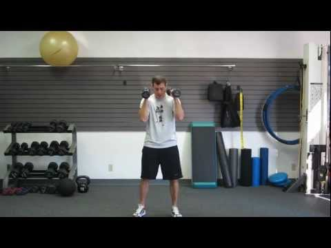 Burn 1000 Calories in only 30 minutes! Weight Loss Workout for Men |  Freddie of HASfit 092711