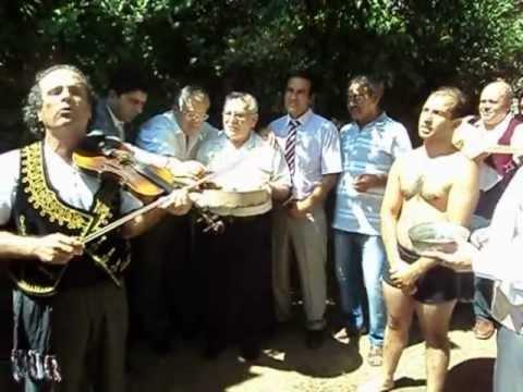 MARONITE WEDDING CUSTOMS IN CYPRUS (LOUSIMO TOU GAMPROU)-TONYS SOLOMOU