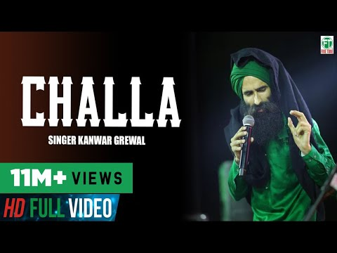 Chhalla | Kanwar Grewal | Official Full Song | Finetone