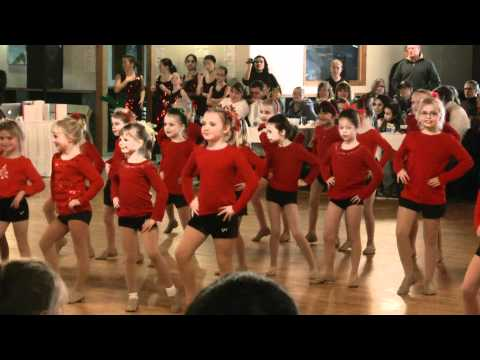 Victoria's Christmas Dance (santa Is Coming To Town) video