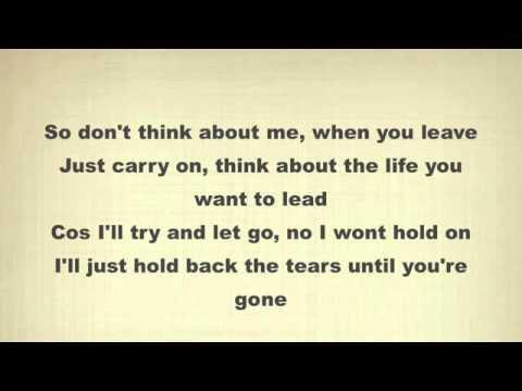 Brooklyn Rose  -  Until You're Gone Lyrics