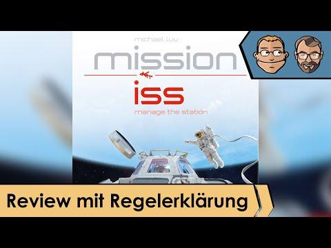 Mission ISS – Brettspiel – Review und Regelerklärung