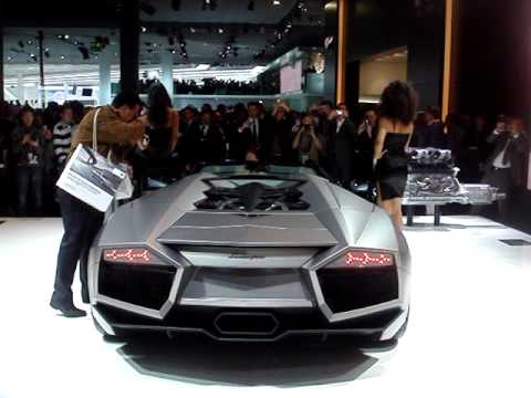 Lamborghini Reventon Roadster 2/2: Frankfurt 2009