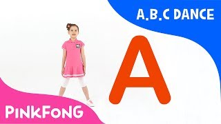 A.B.C Dance   ABC Dance   Pinkfong Songs for Children