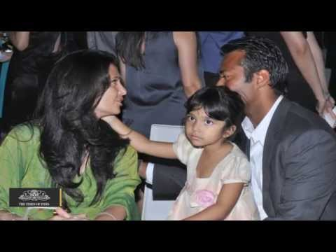 Leander Paes Alleges Death Threat To Him, Daughter - TOI