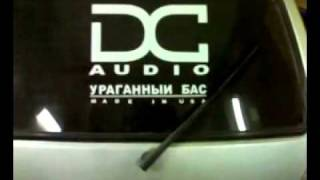 "DC Audio 15"" Level 4XL - 156.88 дБ"