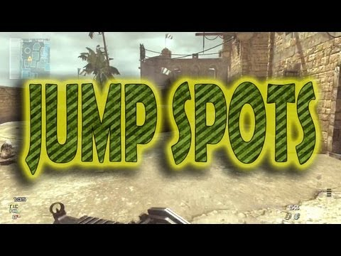 MW3: Useful Jump Spots and Tip on Seatown (Modern Warfare 3)