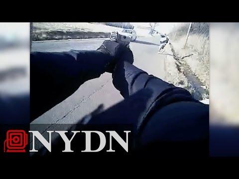 Bodycam captures fatal Oklahoma shooting