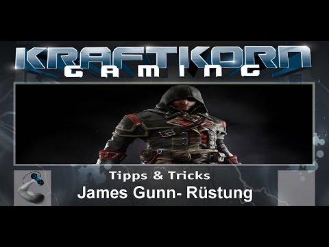 | Assassin's Creed: Rogue- So findet ihr alle James Gunn/ Templer- Kreuze| James Gunn- Rüstung [HD]