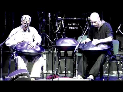 Kuckhermann-Nadishana Duo, Inflected Inception (Opening for the Dead Can Dance in Ice Palace, Spb)