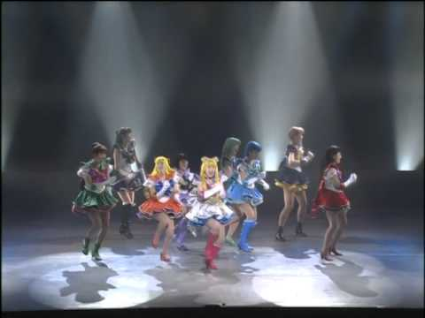 SM Musical 2002 – Best Song Medley & Encore Solar Miracle Make UP! ~ 10 Aniversary Aino Sanctuary