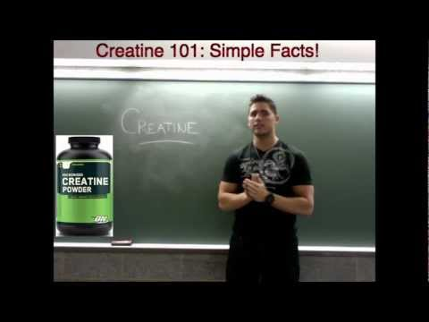 Creatine 101 All You Need To Know!