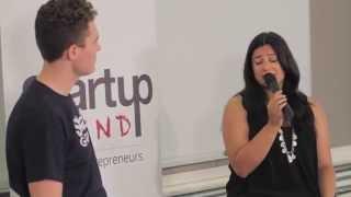 Reshma Saujani (Girls Who Code) at Startup Grind New York City