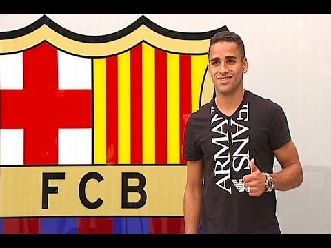 El Barça ficha a Douglas Pereira