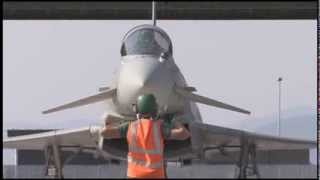 Eurofighter Typhoon - Italian documentary: The Heir to a century of air power (Long version)