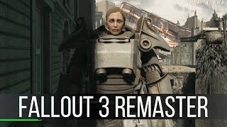 Some Actual Gameplay of the Fallout 3 Remake