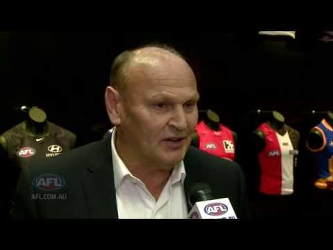 Jeff Gieschen on the Round 8 Umpiring - AFL