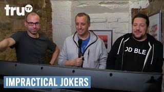 Impractical Jokers - You're In My Seat! (Punishment) | truTV