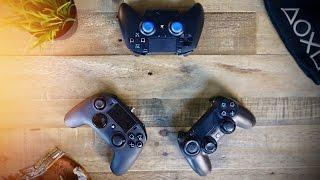 Best PS4 Controller? Razer vs Scuf vs Nacon!