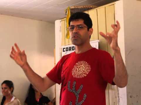 Marco Haurélio, no encontro: A poesia encantada do Sertão