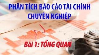 Phân tích báo cáo tài chính - Cách đọc báo cáo tài chính