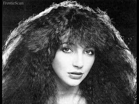 Kate Bush - Hot in the Ice (On Fire Inside a Snowball)
