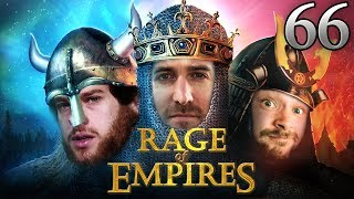 Wills-Wunder-Walls | Rage Of Empires #66 mit Donnie, Florentin, Marah & Marco | Age Of Empires 2