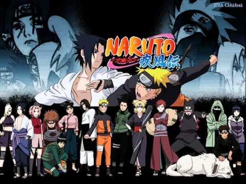 Naruto Shippuden Ost 3 - Track 20 - Sasuke's Theme ( 2nd Version ) Improved video