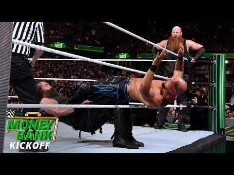 Bludgeon Brothers vs. Gallows & Anderson: WWE Money in the Bank 2018 Kickoff Match thumbnail