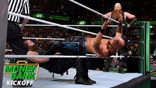 Bludgeon Brothers vs. Gallows & Anderson: WWE Money in the Bank 2018 Kickoff Match