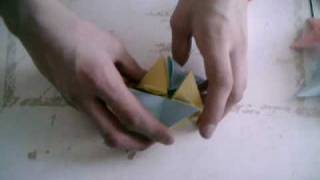 Origami Tutorial - How To Make The Legendary Origami Butterfly Ball