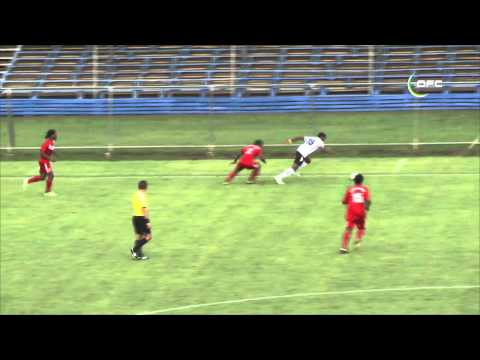 2013 OFC U 20 Championship Day 2 Fiji vs New Caledonia Highlights