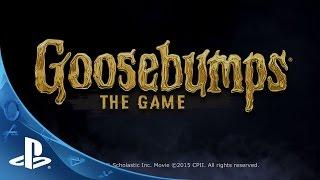 Goosebumps: The Game - Debut Trailer | PS4, PS3