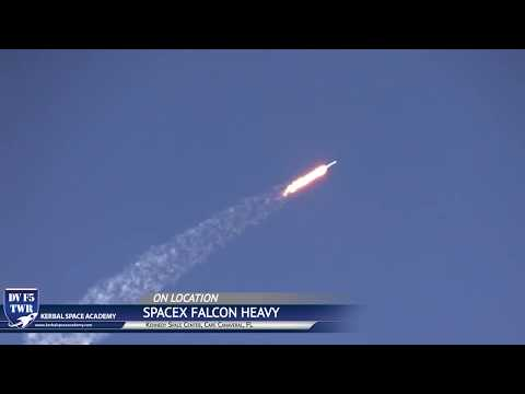 FH Single Take 6 miles from Launch, 4 from Landing