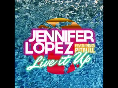 Pitbull &amp; Jennifer Lopez - Live It Up (Dirty House Mix)