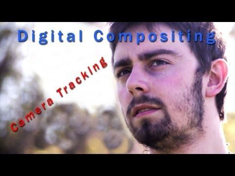 Digital Compositing - Camera Tracking