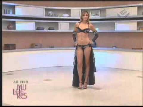 Liebe Lingerie - Programa Mulheres 18/08/2008 thumbnail
