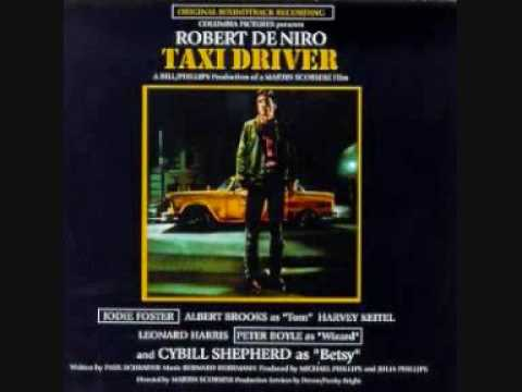 bernard herrmann taxi driver essay God's lonely man: the appeal of loneliness in taxi driver this essay will first deal the brilliant score by bernard herrmann.