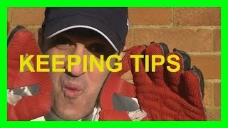 Wicket Keeping Basic Stance Tips Practice