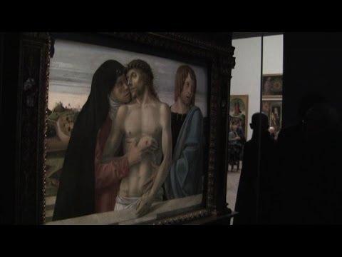 Pinacoteca Brera Pinacoteca di Brera Mantegna