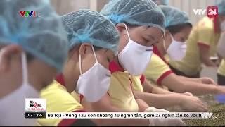 Nói Không Với Thực Phẩm Bẩn - VTV24 - CHÁO SEN BÁT BẢO MINH TRUNG