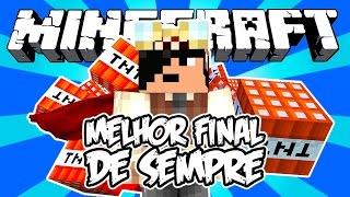MELHOR FINAL DE SEMPRE! | AGENTE DO FUTURO - Minecraft
