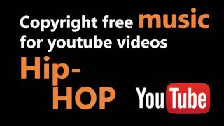 Copyright free music for youtube videos - HIP-HOP - 6th Sense - Too Complex Instrumental