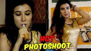 Sheena Bajaj SEXY Photo shoot With Her Dad | Exclusive Interview | TellyMasala