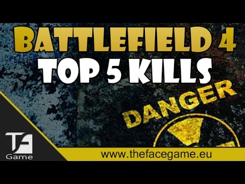 BF4 Top 5 Kills - RAMBO BONUS