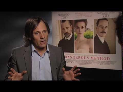 Viggo Mortensen Interview -- A Dangerous Method