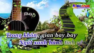 Tiếng Hát Bạn Bè Mình - Karaoke HD || Nhạc Thiếu Nhi Vui Nhộn