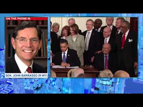 Malzberg | Sen. John Barrasso Blames Affordable Care Act for ER Crunch