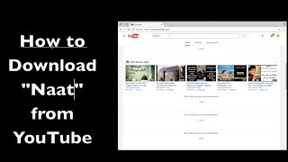 download lagu Important Information How To Download Naat From Youtube gratis