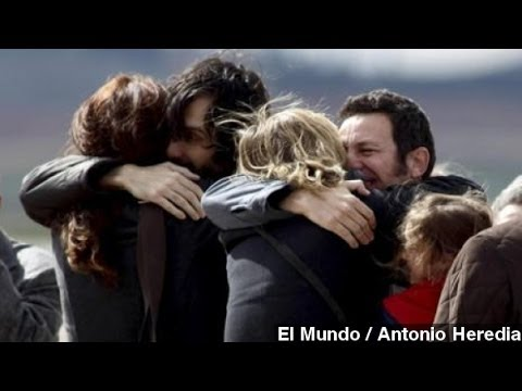 Spanish Journalists Kidnapped In Syria Return Home